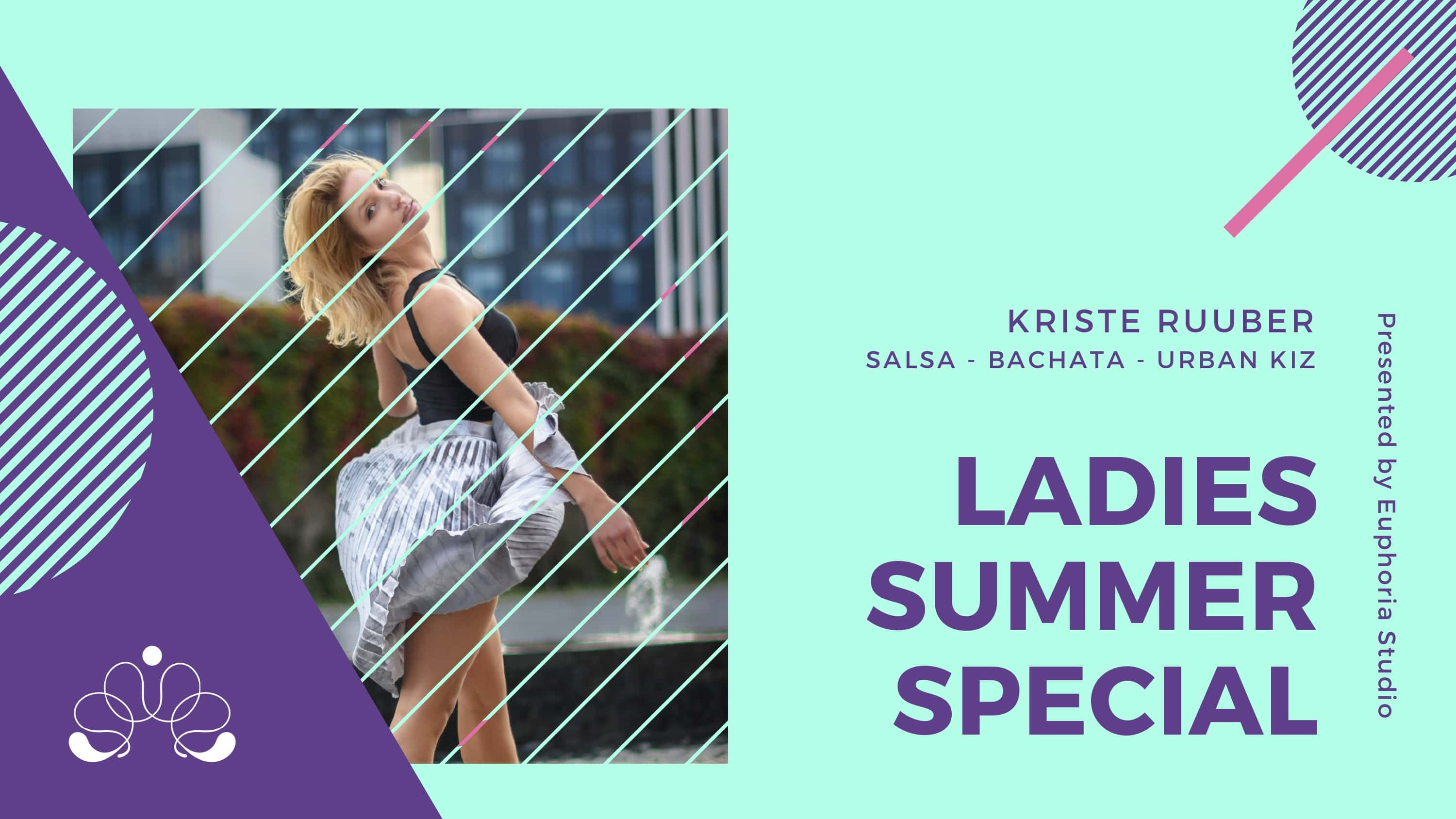 Ladies Summer Special with  Kriste